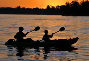 Sunset Paddle